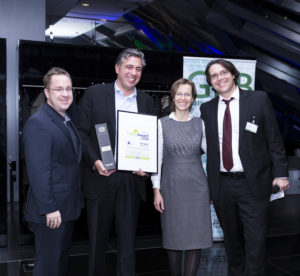 GBB Award Top Nominierter BUWOG mit Andreas Holler